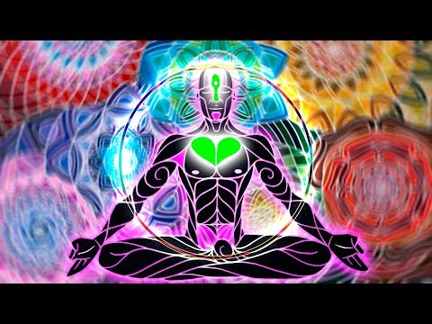 OPEN HEART CHAKRA Music ♡ Energize Balancing Healing Repair Activation⎪432 Hz Miracle Healing Music