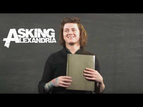 Asking Alexandria's Ben Bruce: Dramatic Fan Fiction Reading