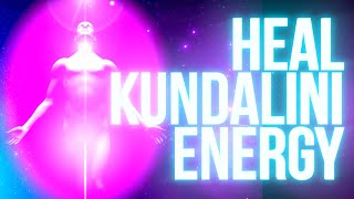 KUNDALINI Music for Energy ~ music Kundalini Energy Healing 💤 Go into a Deep Sleep Music