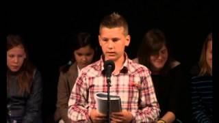 Klaudio Mahnet - Dreve(32. Smotra dječjega kajkavskoga pjesništva