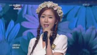 Download [HD] 130927 파이브돌스(5DOLLS) FEAT. T-ARA N4 DANI _ 사랑한다  안한다 (Can You Love Me?) _ Music Bank MP3 song and Music Video
