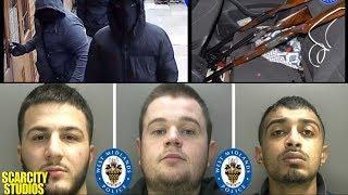 Shotgun Gang Jailed for 30 Burglaries + Young Smokes Case #StreetNews