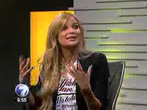 Entrevista en Telenoticias: