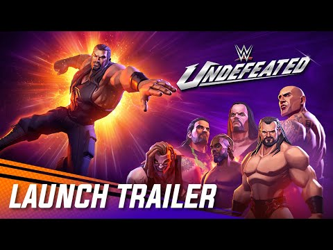 WWE Undefeated Launch Trailer