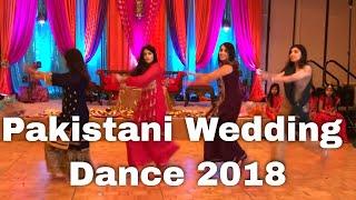 pakistani-wedding-dance-2018