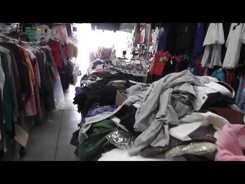 Sold Clothes Wholesale Bulk Lot 15,000+ Clothing Jeans, Tops, Shorts w/ Hangers. $1.99/PC