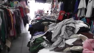 Sold Clothes Wholesale Bulk Lot 15,000+ Clothing Jeans, Tops, Shorts w/ Hangers. $1.99/PC