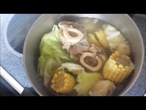 Bulalo (beef Shank / Nilagang Baka)