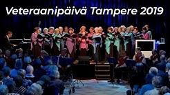 Kansallisen veteraanipäivän konsertti Tampereella 2019