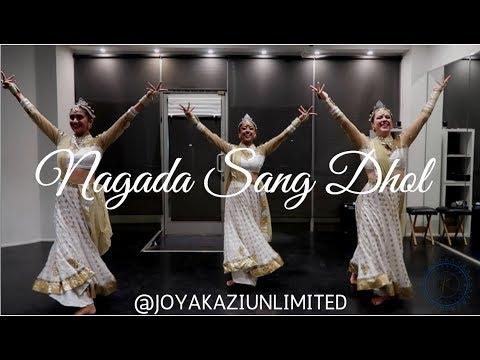 """""""Nagada Sang Dhol"""" Bollywood Dance Cover"""