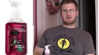 Black Cherry Merlot Foaming Hand Soap Review