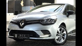 HCC-International - Renault Clio Limited Deluxe TCE90 Navi R & GO