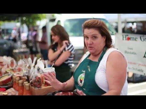 TapIn Bay Area - The Mountain View Farmer's Market