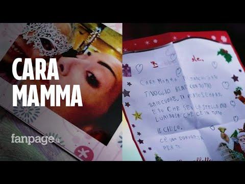 La letterina di Gaia per Natale alla mamma, vittima della tragedia di Rigopiano