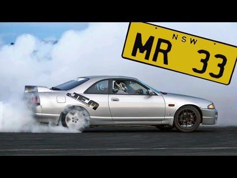 MR. 33 - 750hp Nissan Skyline GTS-T!