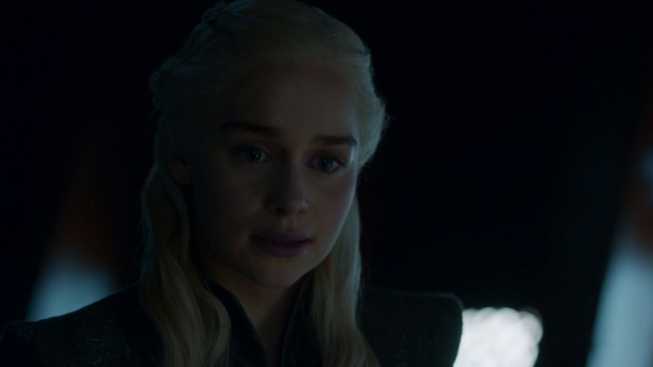 Game Of Thrones 7x06 Jon And Daenerys Ending Scene