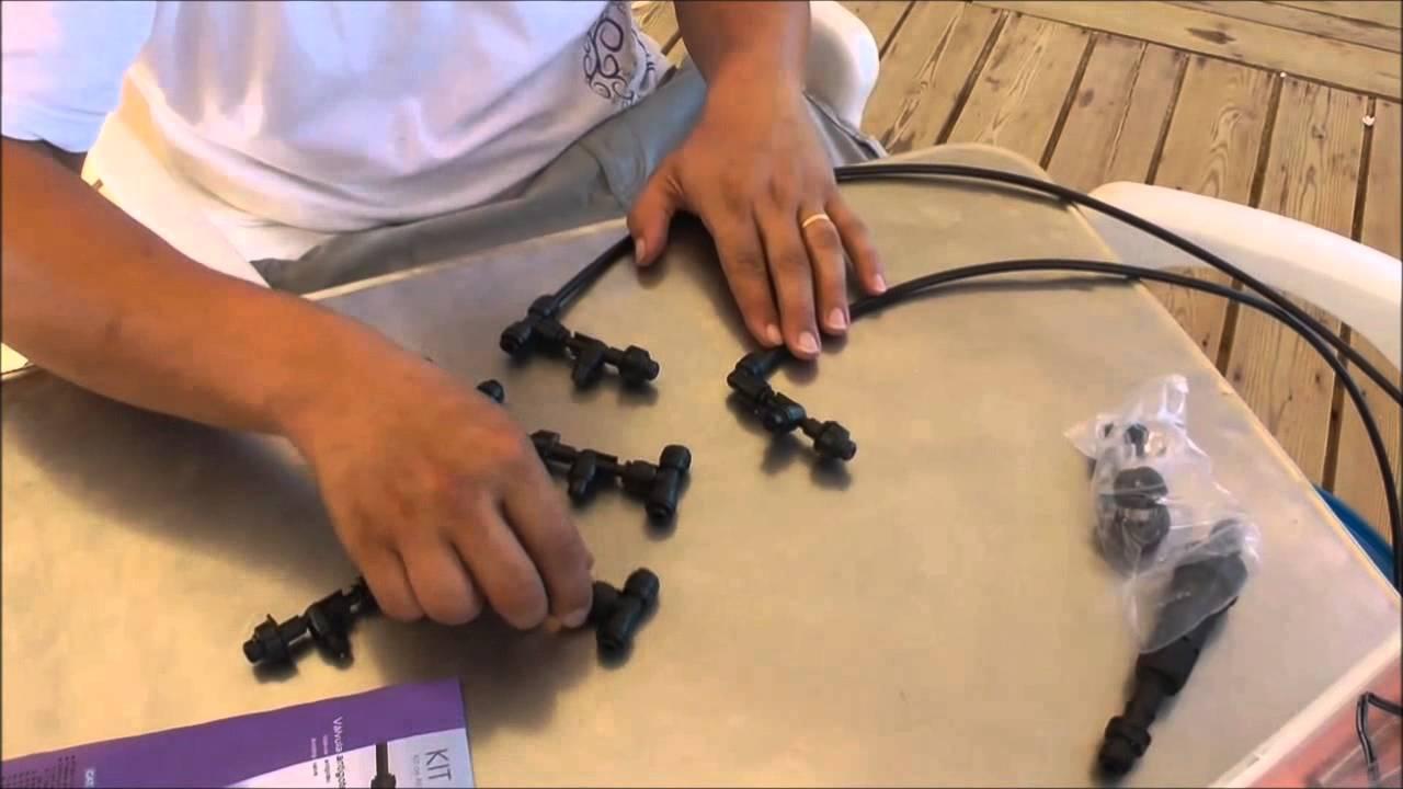 Kit nebulizador urbaplant youtube - Kit nebulizador terraza ...