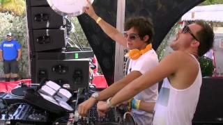 Arno Cost & Norman Doray @ Pacha Ibiza Pool Party - Selbourne Hotel - Wmc 2010 - Miami Beach