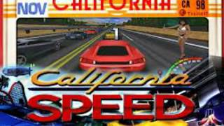 California Speed original arcade music 10 Mojave Desert