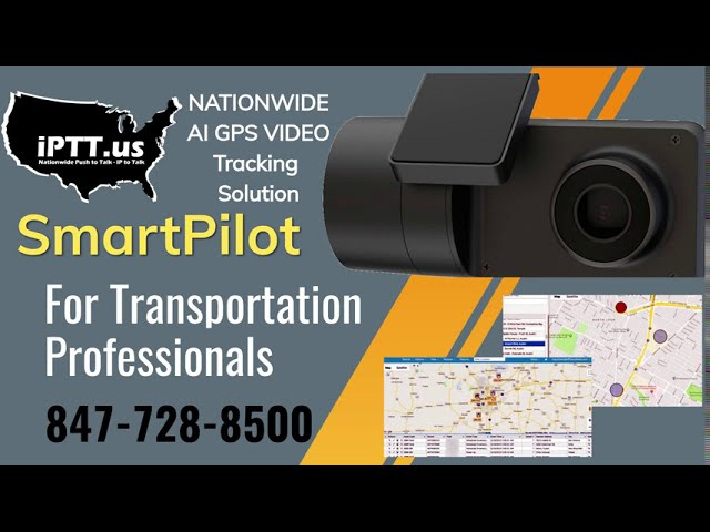 iPTT SmartPilot Commercial DashCam: We're Always on Watch