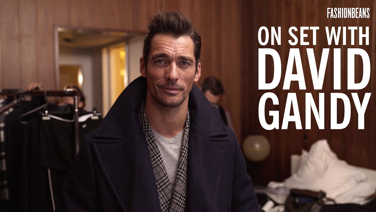 114e718ad3 David Gandy Reveals His Alter-Ego | FashionBeans