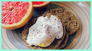 fatgirldiaries   how to make the best poached eggs