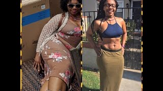 My weight loss journey after pregnancy (Body Transformation after pregnancy)