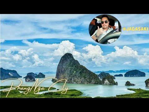 Phang Nga City in 3 Minutes
