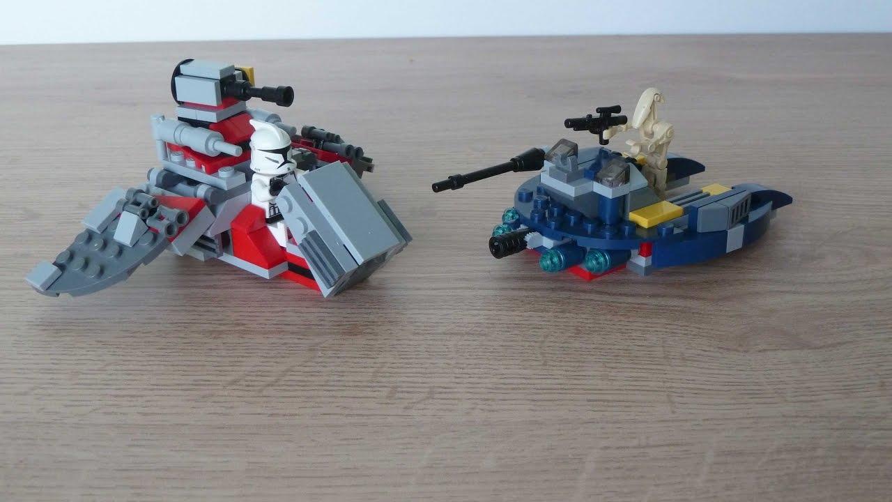 lego star wars brickmaster instructions