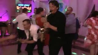 WeekendBand.pl Zespół muzyczny na Wasze Wesele - Rock and roll/Sax
