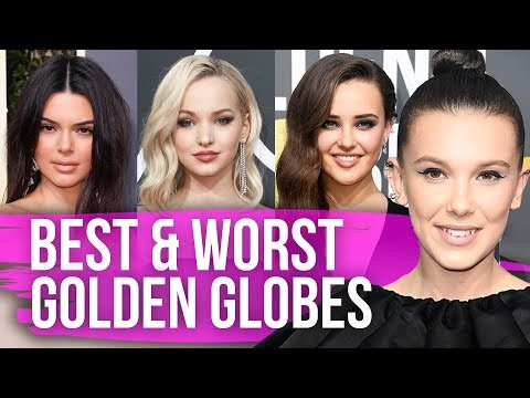 Best & Worst Dressed 2018 Golden Globes (Dirty Laundry)