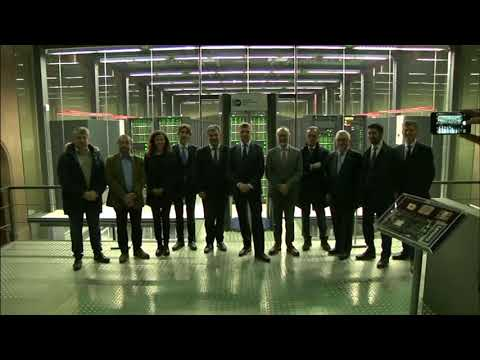 Andrus Ansip visits BSC