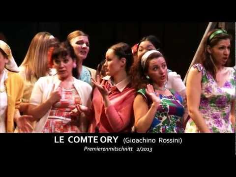 LE COMTE ORY Gioachino Rossini