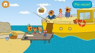 Kid E Cats Sea Adventure Games