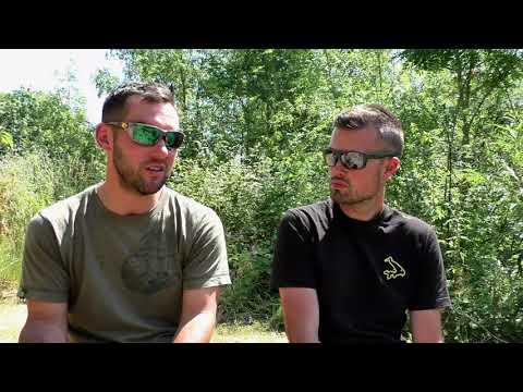 Carp Fishing At Whelford Pools - The Review
