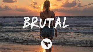Charlie Crown - Brutal (Lyrics) feat. Kyle Reynolds