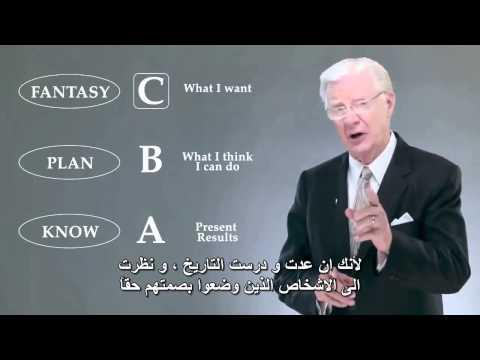 بوب بروكتور - مفاتيح النجاح - الأهداف