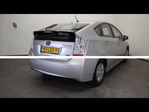 Toyota Prius 1.8 Hybride Dynamic Solar Roof