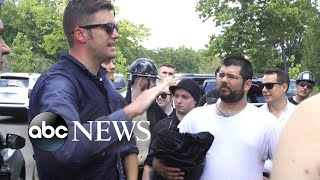 White nationalist groups vow to organize more events