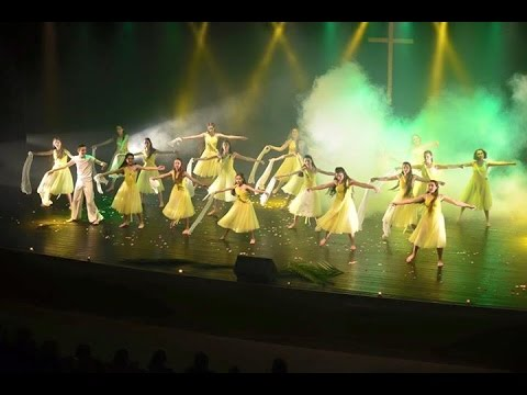 [Paray online 2015] Spectacle sur la Passion du Christ
