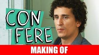 Vídeo - Making Of – Confere