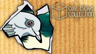 ПОБЕГ ИЗ КОРОБКИ ► Cube Escape: Harvey's Box