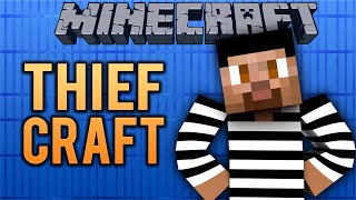 Minecraft THIEFCRAFT with Vikkstar & Lachlan (Minecraft Puzzle Map)