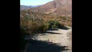 Hellhole Canyon Trail Head