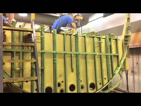 Spirit AeroSystems hiring assembly mechanics
