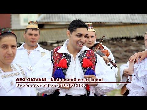 Geo Giovani -  Iara- i nunta-n sat la noi - Hd