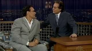 Late Night 'Conan & Max Switch Places! 7/16/04