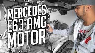 JP Performance - Mercedes E63 AMG | Motor raus!