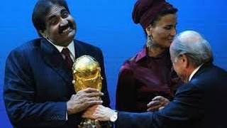 FIFA Will Play Corrupt World Cup in Slave State Qatar During Winter