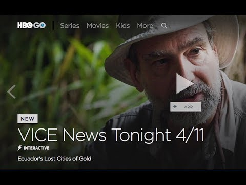 Behind The Scenes: Vice News covers Aurania